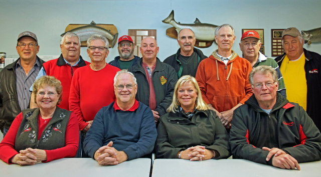 2017 Bluewater Anglers Salmon Derby Committee