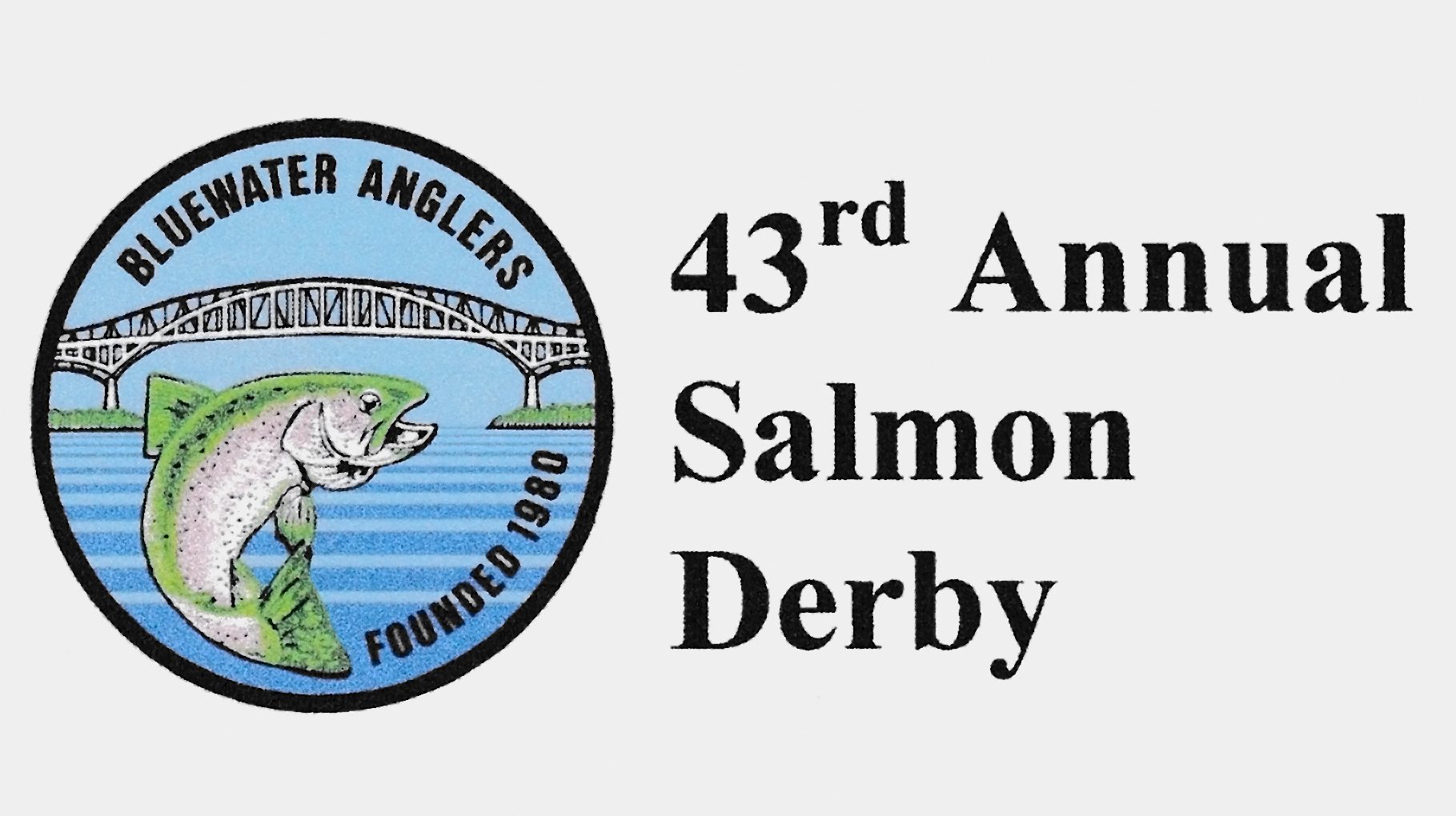 Salmon Derby Logo